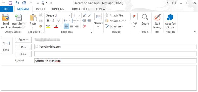 Email Hyperlink 6