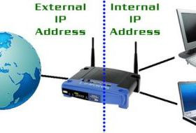 nasに固定IPを与える設定