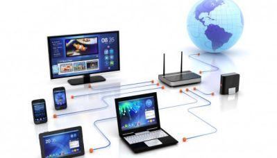 有線ネットワークプリンタを無線化する