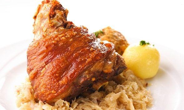 傳統式德國烤豬腳-溫德德式烘焙餐館股份有限公司-西式料理-1111商搜網