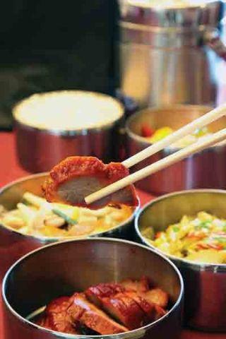 板橋區新北市政府員工餐廳|新北市中山路團膳辦桌素食推薦-上好呷美食網