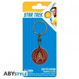 "STAR TREK - Portachiavi ""Starfleet Academy"" X4"