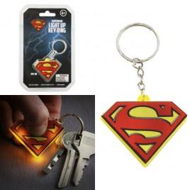 DC COMICS - Portachiavi con Superman leggero x1