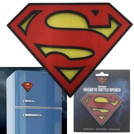 DC COMICS - Apribottiglie con magnete Superman x1