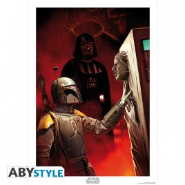 "STAR WARS - Masterprint ""Trinity"" (50x70)"