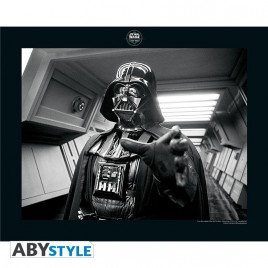 "STAR WARS - Collector Artprint ""Apology accepted"" (50x40)"