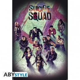"DC COMICS - Poster Suicide Squad ""Spotlight"" (98x68)"