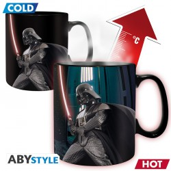 STAR WARS - Mug Heat Change - 460 ml - Darth Vader - con scatola x2
