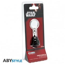 """STAR WARS - Keychain 3D ABS """"Vader"""""""