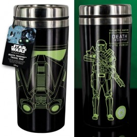 STAR WARS ROGUE ONE - Mug Travel Trooper