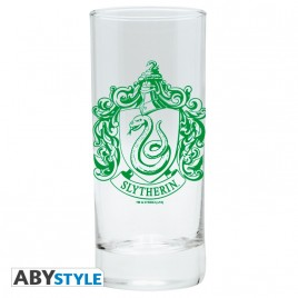 "HARRY POTTER - Glass ""Serpeverde"" x2"