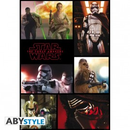 "STAR WARS - Poster ""Comic Book"" (98x68)"