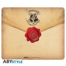 HARRY POTTER - Tappetino per il mouse - Lettera di Hogwarts