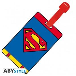 """DC COMICS - Etichetta per bagaglio """"Superman"""" *"""