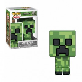 MINECRAFT - POP Vinyl 320 Creeper x1