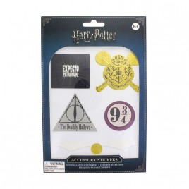 HARRY POTTER - Adesivi per accessori