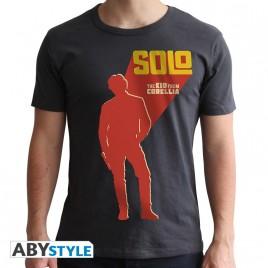 STAR WARS - Tshirt - Kid di Corelia - uomo SS grigio scuro - nuova vestibilità