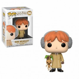 HARRY POTTER - POP Vinyl 56 Ron Herbology