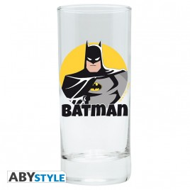 "DC COMICS - Vetro ""Batman Bruce Timm"" x2"