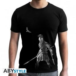 ASSASSIN'S CREED - Tshirt - Alexios - uomo SS nero - nuova vestibilità