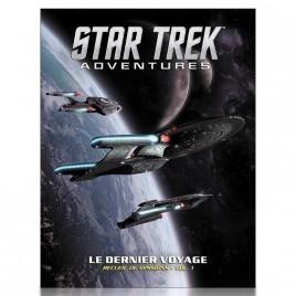 STAR TREK AVENTURES - Le dernier Voyage