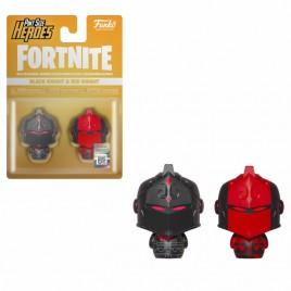 FORTNITE - POP!  Pint Sized!  Vinile: Black Knight & Red Knight