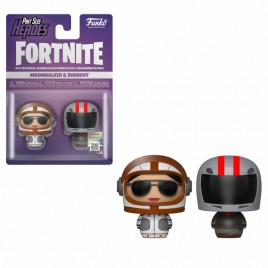 FORTNITE - POP!  Pint Sized!  Vinile: Moonwalker e Burnout