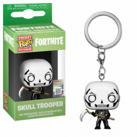 FORTNITE - POP!  Portachiavi!  Skull Trooper
