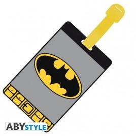 """DC COMICS - Etichetta bagaglio """"Batman"""""""