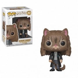 HARRY POTTER - POP Vinyl 77: Hermione as Cat