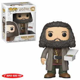"HARRY POTTER - POP Vinyl 78: 6 ""Hagrid w / Cake"