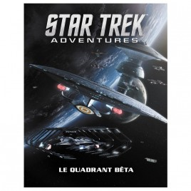 STAR TREK ADVENTURES - Le Quadrant Beta