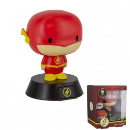 DC COMICS - La luce del personaggio Flash 3D
