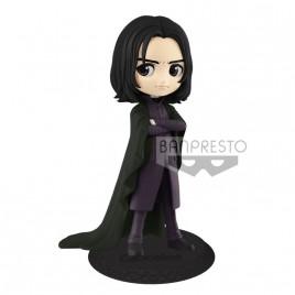 HARRY POTTER - Collezione Figura Q posket Severus Snape 14cm