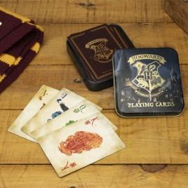 HARRY POTTER - Carte da gioco del castello di Hogwarts x12