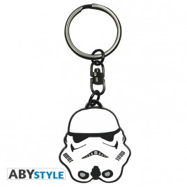 "STAR WARS - Keychain ""Trooper"" X4"