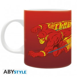 DC COMICS - Tazza - 320ml - Flash - subli - box x2