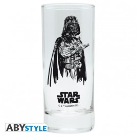 "STAR WARS - Glass ""Vador"" x2"