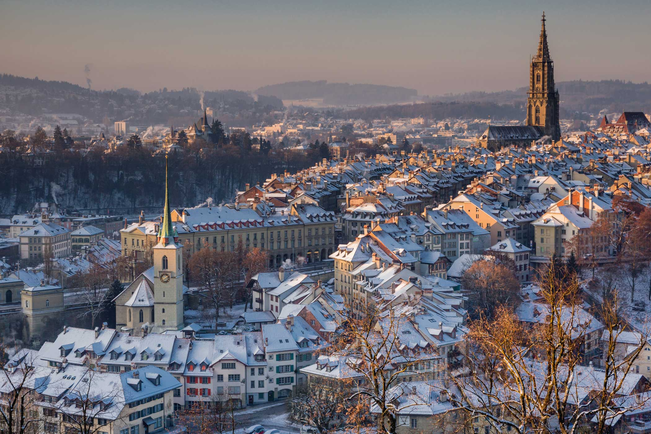 Bern Winter