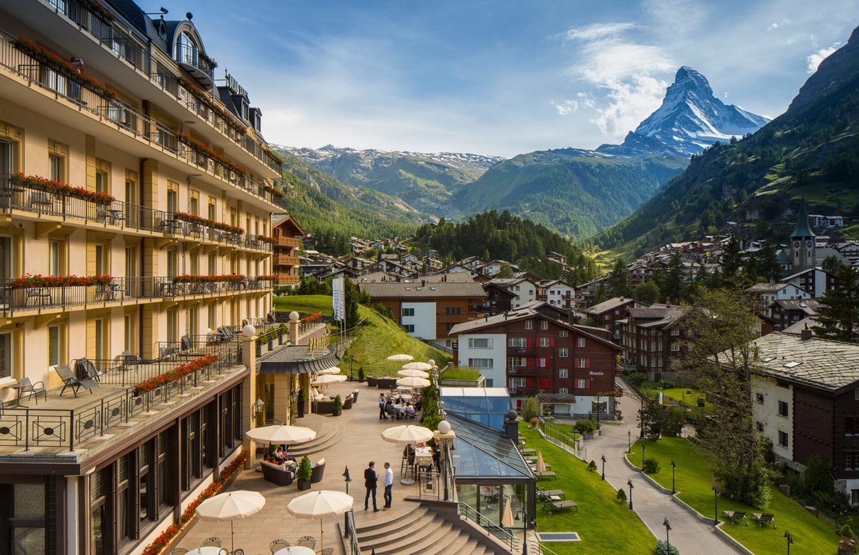 Zermatt Parkhotel Beausite
