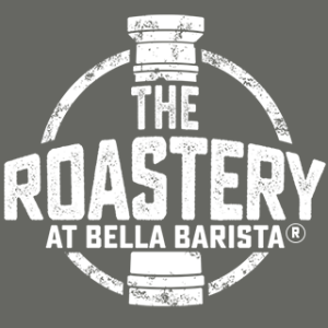 The Roastery Logo Trade