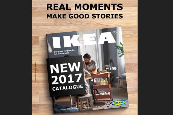 Ikea Saudi Arabia Launches New Catalogue