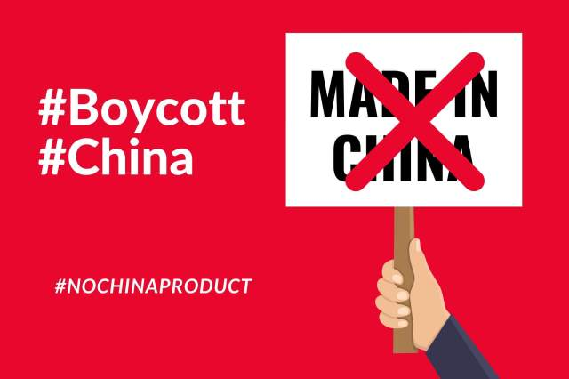 How to Boycott China in India - The Right Way?   Trade Brains