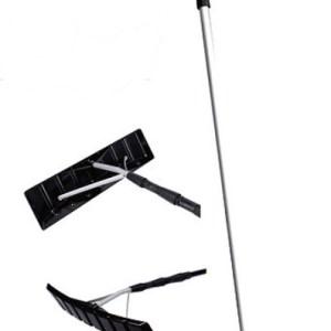21′ Telescoping Snow Shovel Roof Rake
