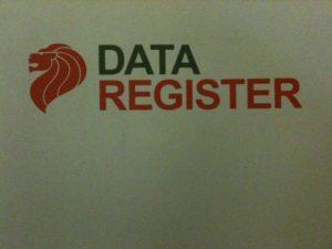 singapore data register