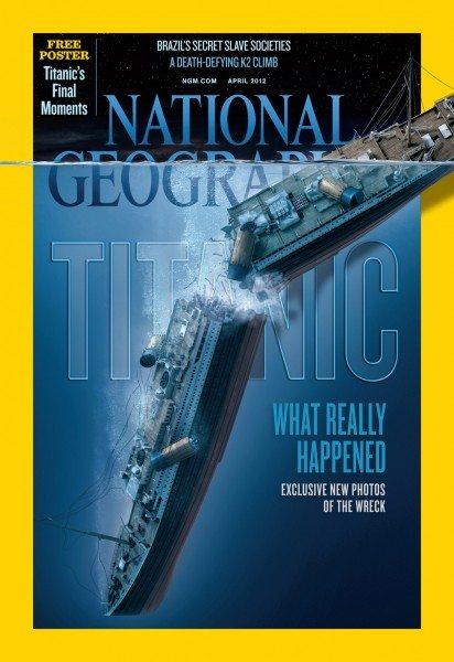titanic pattern