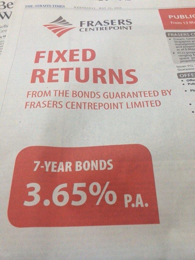 fraser 7y bond