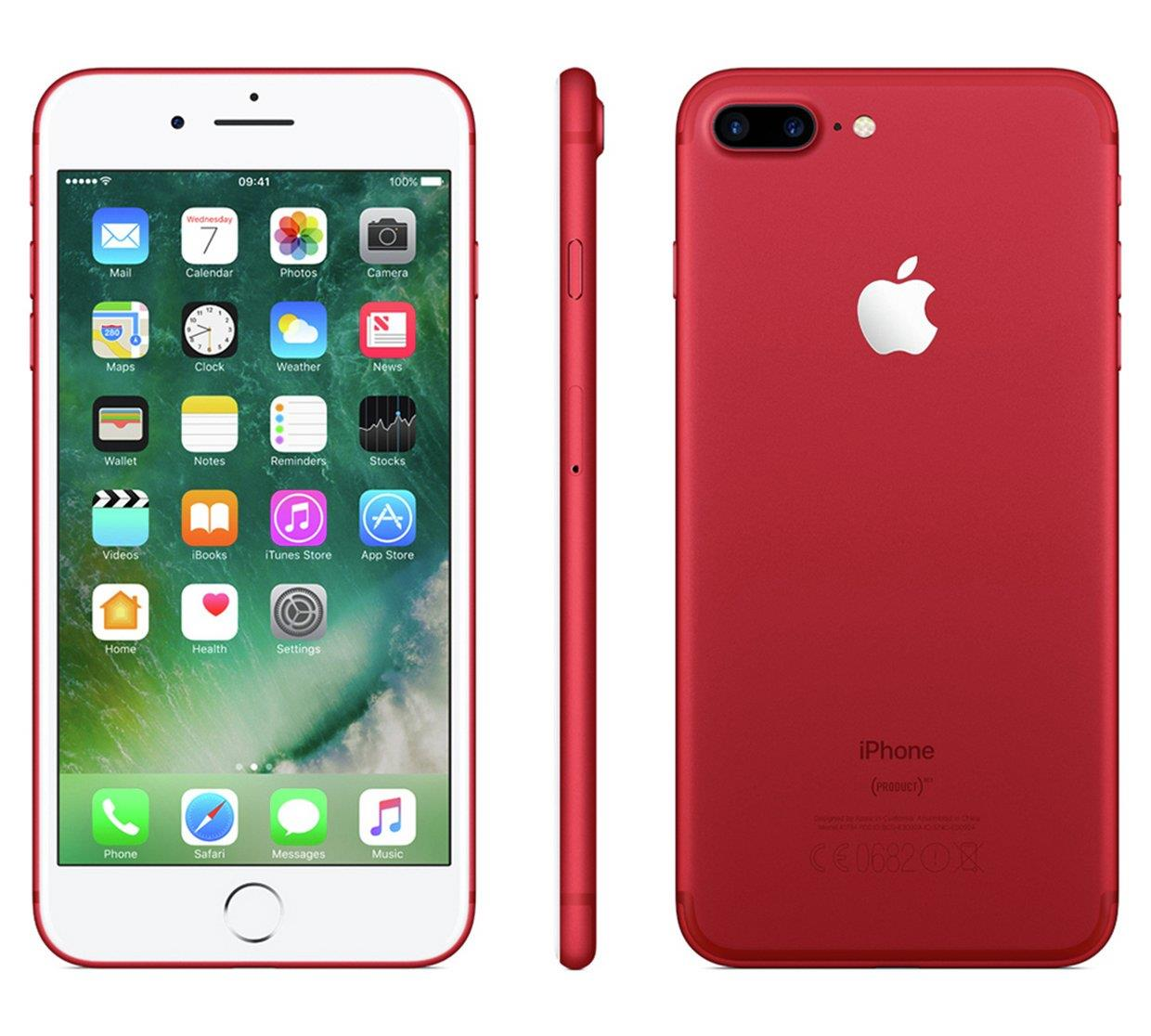 Apple Iphone 7 Plus 256gb Product Red Tradeline Stores