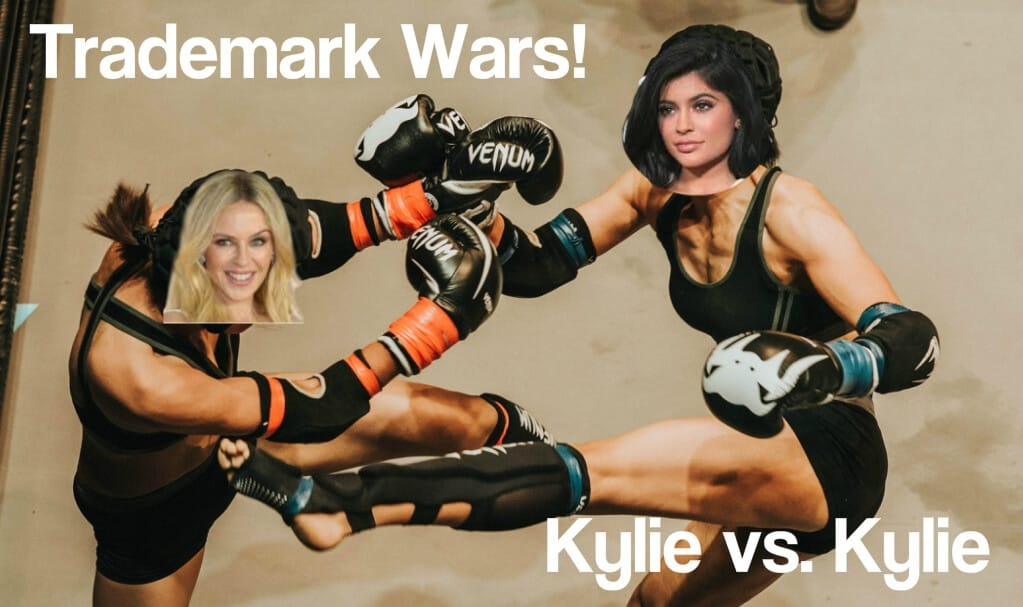Trademark Wars: Kylie vs. Kylie, Part Two