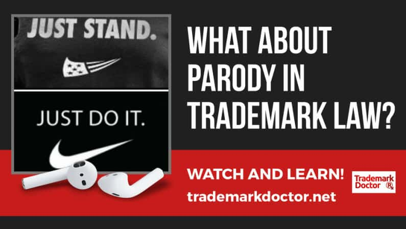 Parody & the Kaepernick Controversy: What About Parody in Trademark Law?